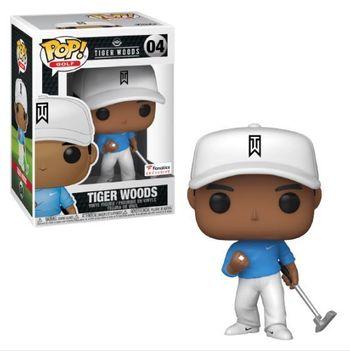 image de Tiger Woods (Blue)