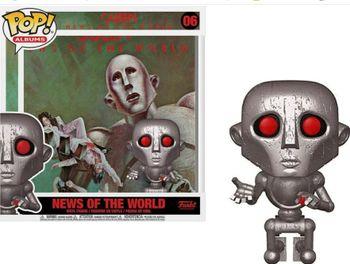 image de News Of The World (Metallic)